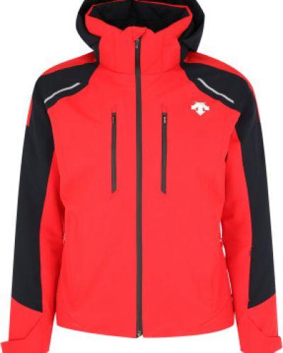 Куртка мембранная - красная Descente