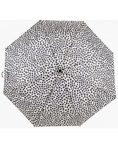 Бежевый складной зонт Mango