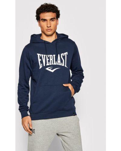 Bluza granatowa Everlast
