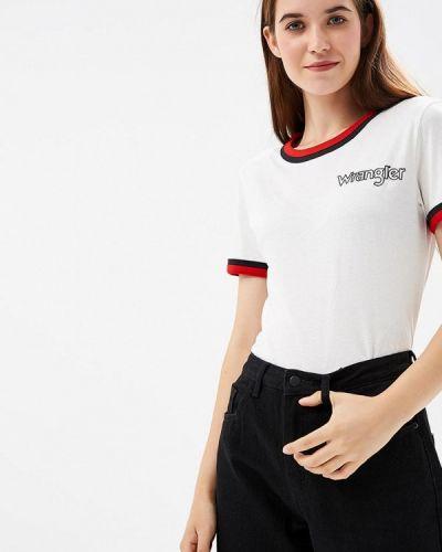 Белая футболка 2019 Wrangler