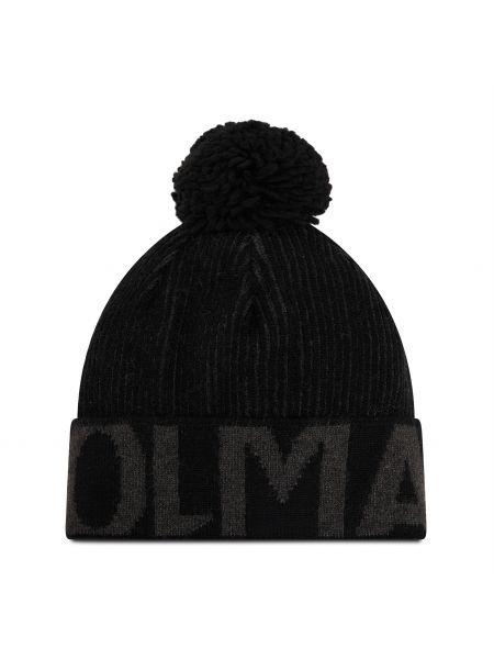 Czarna czapka Colmar