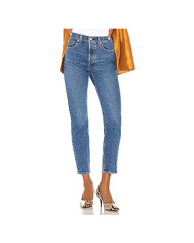 Прямые джинсы скинни на пуговицах Levi's®
