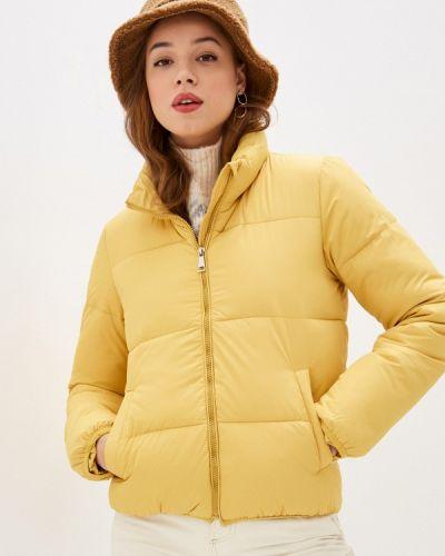 Утепленная куртка - желтая Allegri
