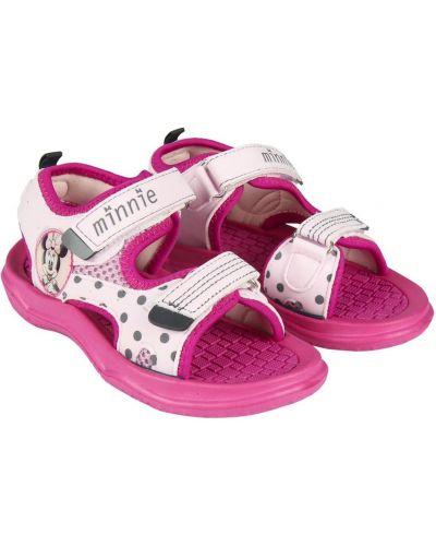 Sandały sportowe - różowe Minnie