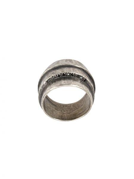Серебряное кольцо Tobias Wistisen