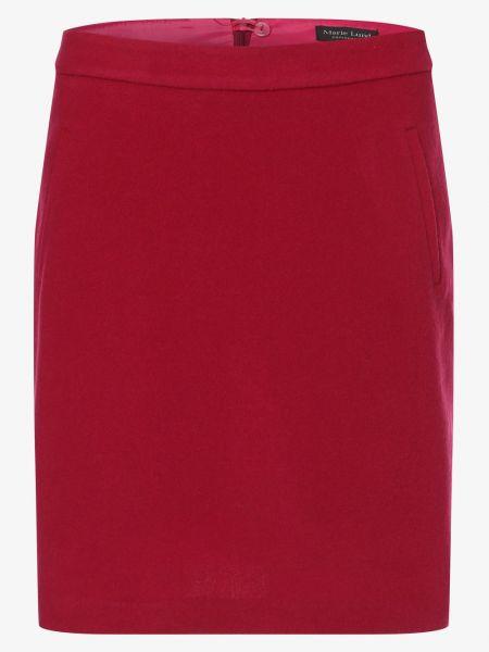 Ciepła różowa spódnica Marie Lund