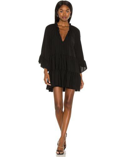 Czarna sukienka mini Show Me Your Mumu