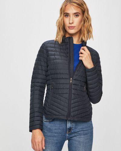 Прямая синяя облегченная стеганая куртка Colmar