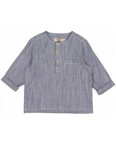 Niebieska koszula na lato Wheat