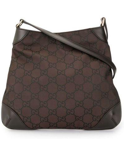 Сумка на плечо коричневый Gucci Vintage