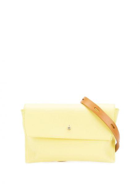 Поясная сумка с помпоном с поясом Ally Capellino