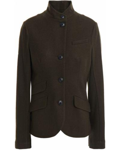 Зеленая шерстяная куртка Rag & Bone