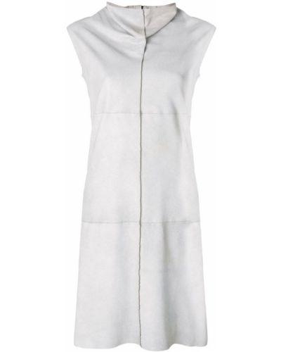 Кожаное платье Vanderwilt
