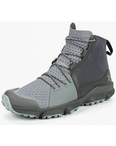 Треккинговые ботинки осенние Under Armour