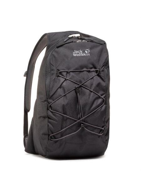 Plecak - czarny Jack Wolfskin