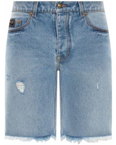 Dżinsowe szorty Versace Jeans Couture