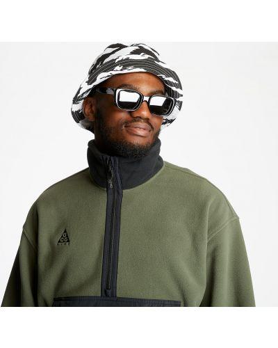 Czarny anorak kurtka Nike