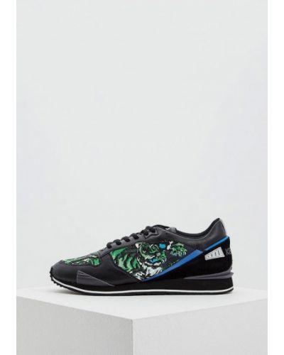 Зеленые кроссовки резиновые Kenzo