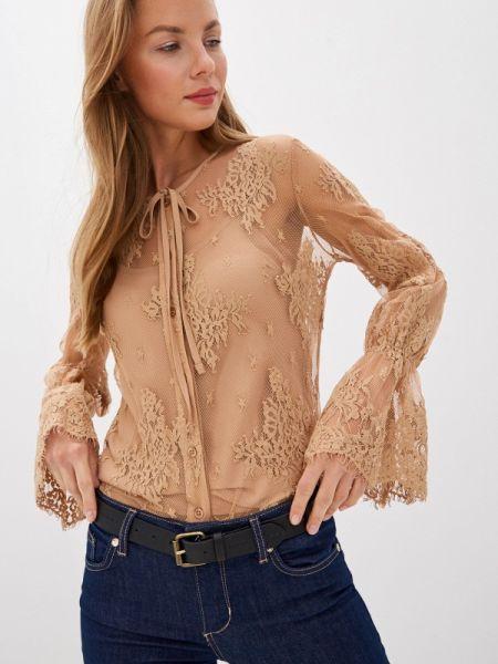 Блузка кружевная весенний Liu Jo