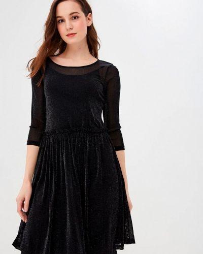 Платье осеннее прямое Ichi
