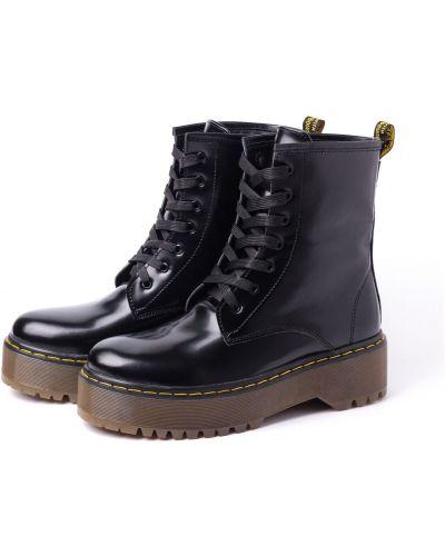 Ботинки - золотые Milli Gold