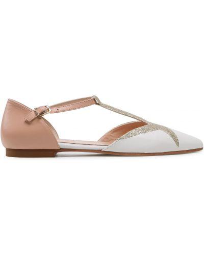 Туфли - золотые Eva Longoria