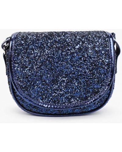Синяя сумка United Colors Of Benetton