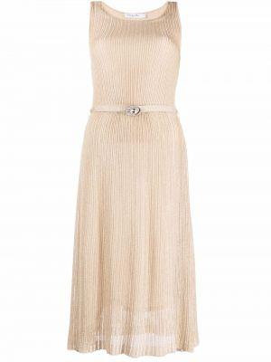 Sukienka z wiskozy Christian Dior