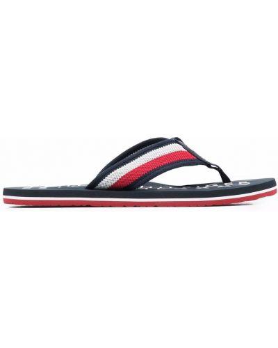Białe sandały Tommy Hilfiger