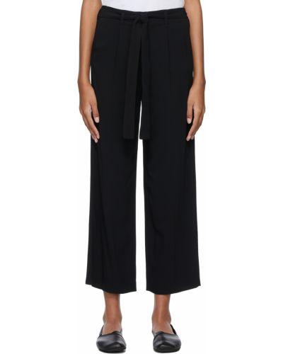 Широкие брюки - черные 's Max Mara