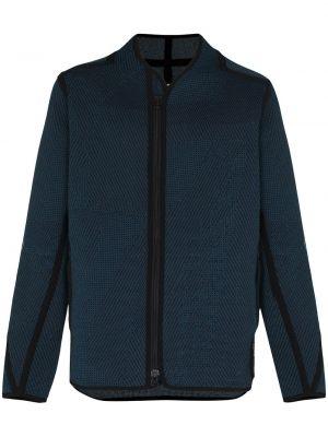 Niebieska bluza bawełniana Byborre