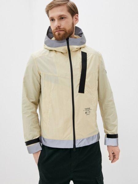 Бежевая куртка Tatras