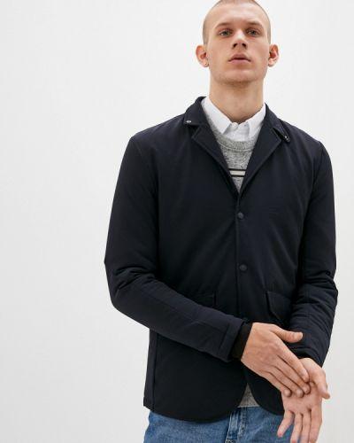 Утепленная синяя куртка Colin's