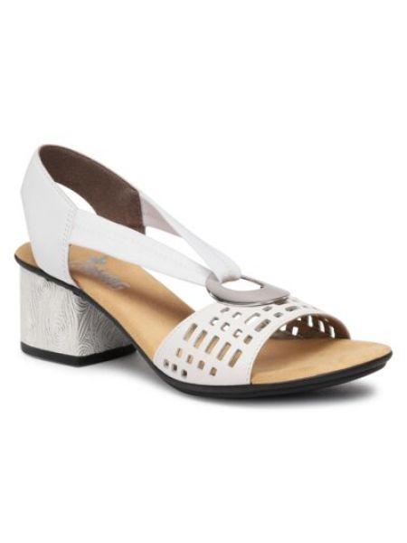 Białe sandały Ccc