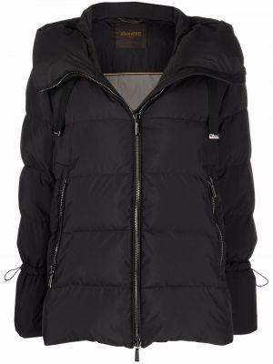 Дутая куртка - черная Moorer