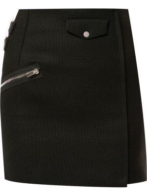 Юбка мини с карманами Yang Li