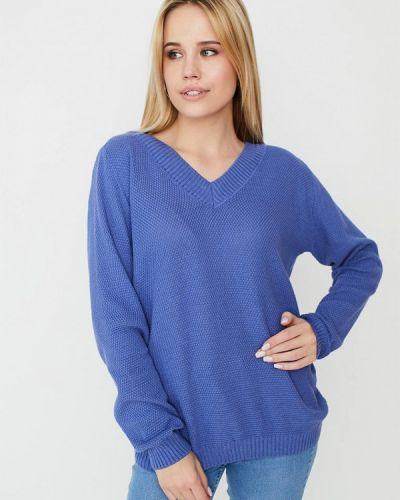 Пуловер - синий Прованс