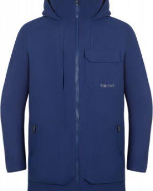 Куртка мембранная - синяя Marmot