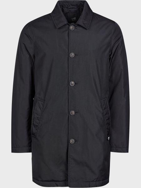 Пальто на пуговицах - черное Lab. Pal Zileri