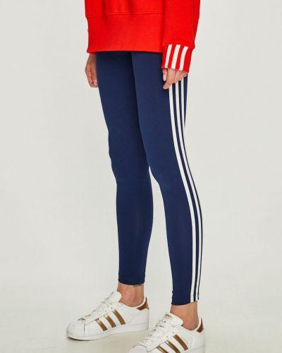 Брюки на резинке с лампасами с поясом Adidas Originals