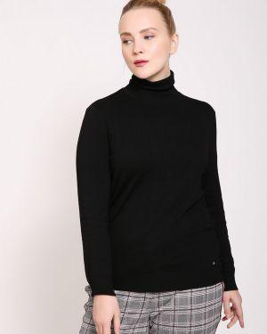 Пуловер из вискозы черный Gerry Weber
