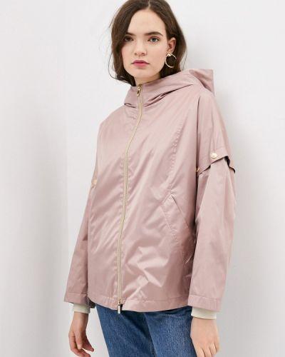 Облегченная розовая куртка Anna Verdi
