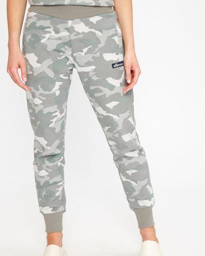 Свободные брюки серые с карманами Ellesse