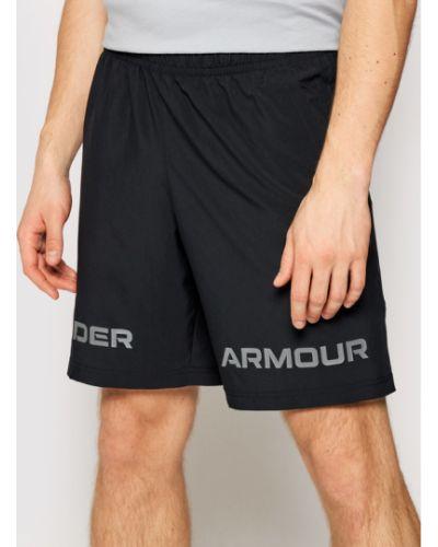 Spodenki sportowe - czarne Under Armour