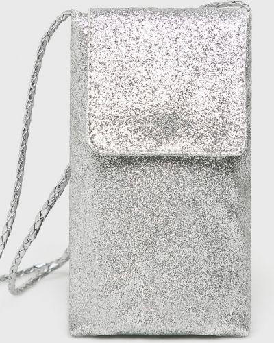 Сумка из серебра серебряный Name It