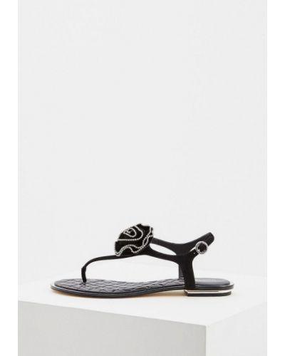 Черные сандалии Michael Michael Kors