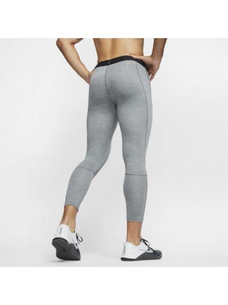 Legginsy - szare Nike