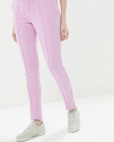 Фиолетовые спортивные брюки Modis