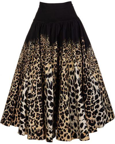 Beżowa spódnica Roberto Cavalli
