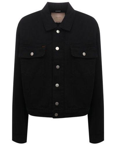 Хлопковая джинсовая куртка Calvin Klein Jeans